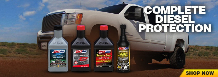AMSOIL Diesel Products